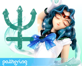 PF4969 1/6 Sailor Neptune (Pre-painted)