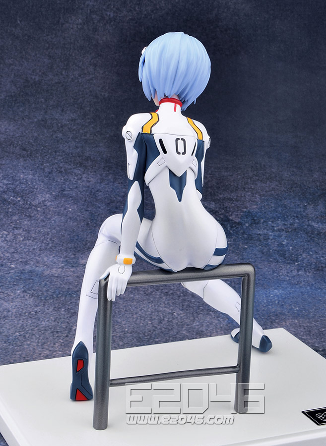 Ayanami Rei (Pre-painted)