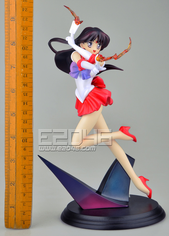 Sailor Mars (Pre-painted)