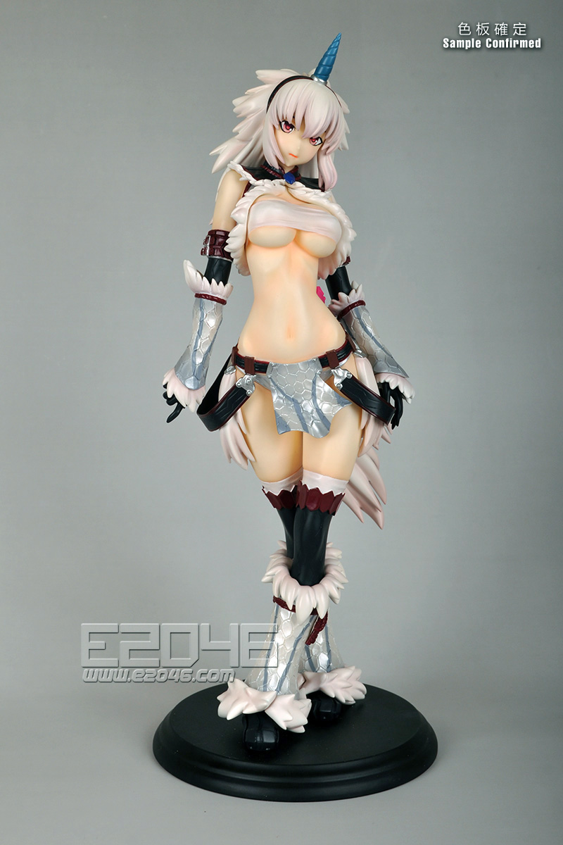 Kirin Armor Hunter (Pre-painted)