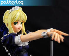 PF3735 1/6 Saber Maid Dress (Pre-painted)