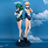 Sailor Neptune & Sailor Uranus (Pre-painted)