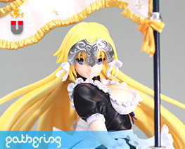 PF11337 1/7 Jeanne d Arc Maid Version (Pre-painted)