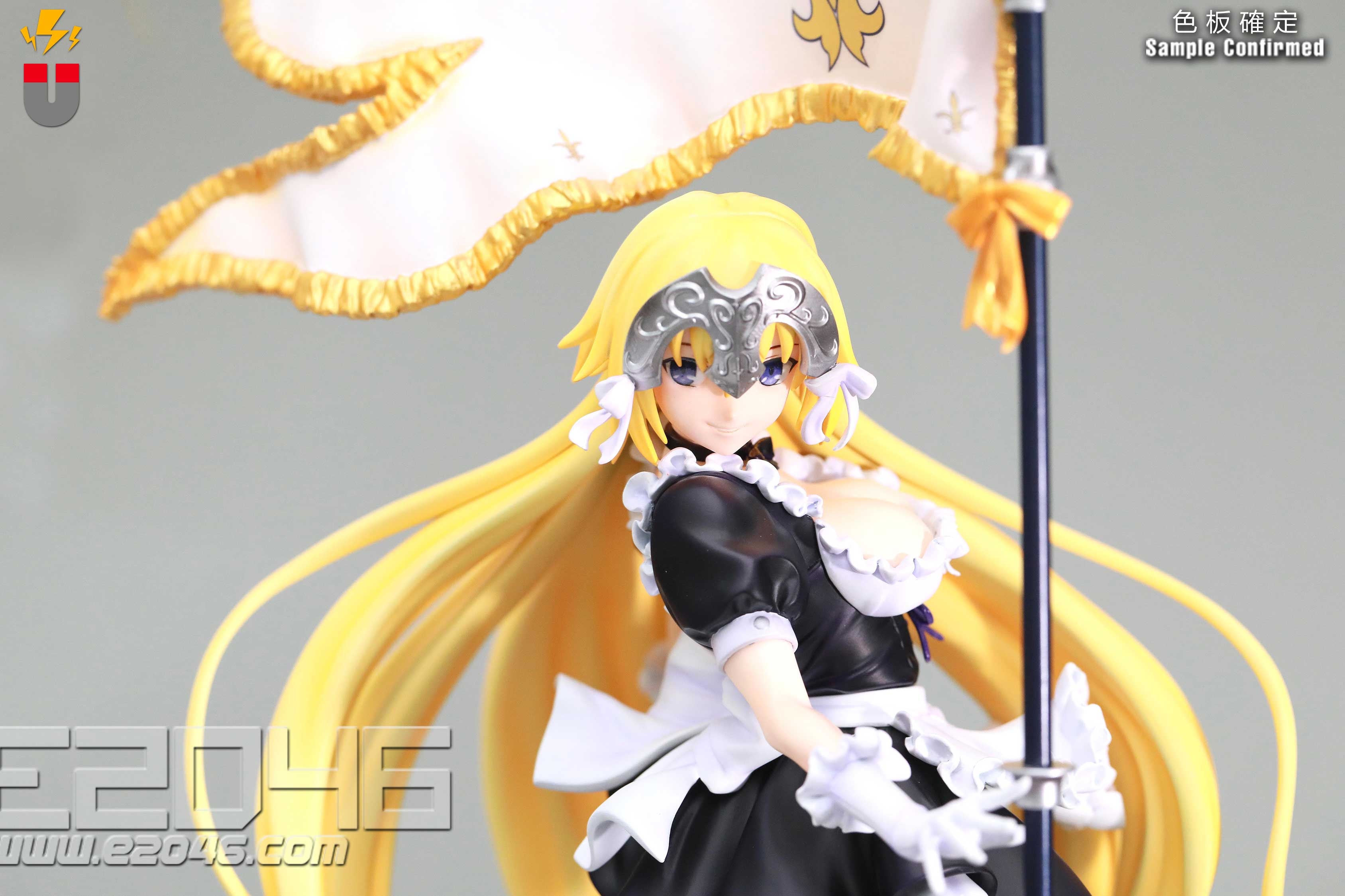 Jeanne d Arc Maid Version (Pre-painted)