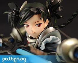 PF3727 1/6 Nina Wang (Pre-painted)