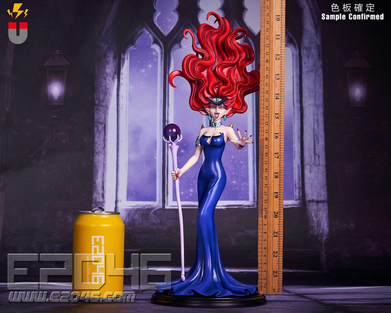 Queen Beryl (Pre-painted)