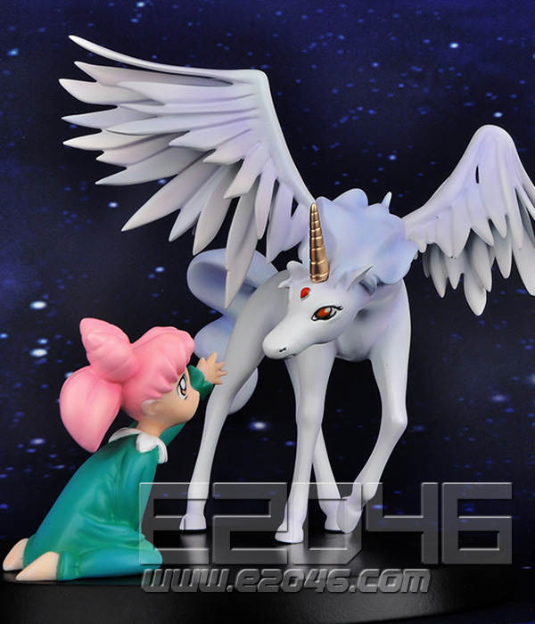 Chibiusa and Pegasus (Pre-painted)