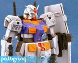PR1875 1/100 RX-78-7 7th Gundam (Pre-painted)