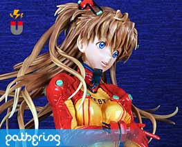 PF10152 1/4 Asuka Plug Suit Version (Pre-painted)