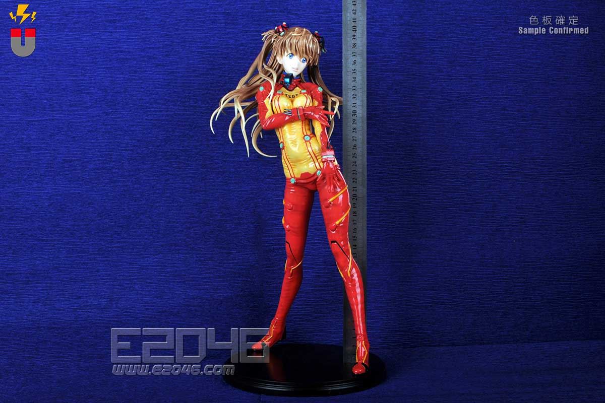 Asuka Plug Suit Version (Pre-painted)