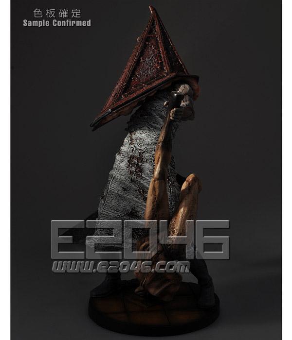 红金字塔头 (涂装完成品)
