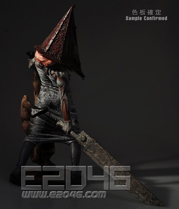 Pyramid Head (Pre-painted)