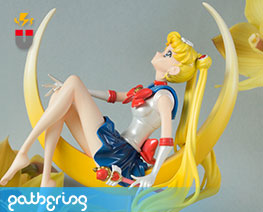 PF10255  Sailor Moon (Pre-painted)