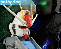 PR1713 1/24 Strike Gundam Evolve8 Bust (Pre-painted)