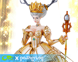 PF8277 1/6 Queen of Elf (Pre-painted)