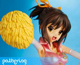PF6151 1/7 Suzumiya Haruhi (Pre-painted)