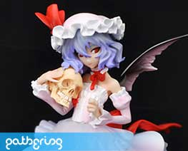 PF7106 1/10 Remilia Scarlet (Pre-painted)
