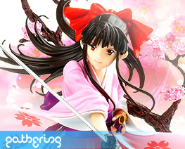 PF7781 1/8 Sakura Shinguji (Pre-painted)