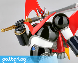 PR2655  Great Mazinger Great Hero Version (Pre-painted)