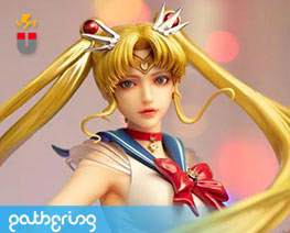 PF12364 1/4 Sailor Moon (Pre-painted)