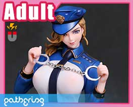PF10788 1/6 Policewoman Akiko Special Version (Pre-painted)
