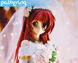 PF5648 1/6 Kosaka Tamaki Wedding Dress Ver.  (Pre-painted)