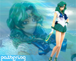 PF7030 1/5 Sailor Neptune (Pre-painted)