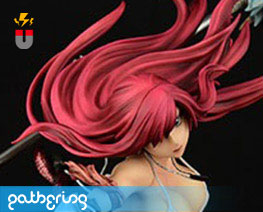 PF11132 1/6 Erza Scarlet The Knight Version (Pre-painted)