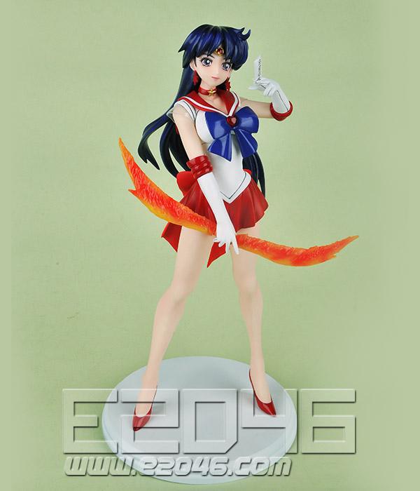 Super Sailor Mars (Pre-painted)