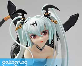 PF4763 1/8 Gate Keeper Alice (Pre-painted)