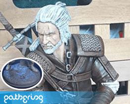 PF12202  Geralt (Pre-painted)