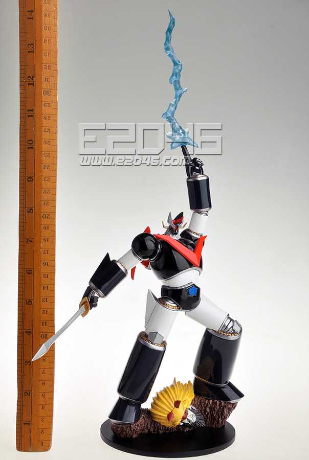 Great Mazinger Version Great General of Darkness (Pre-painted)