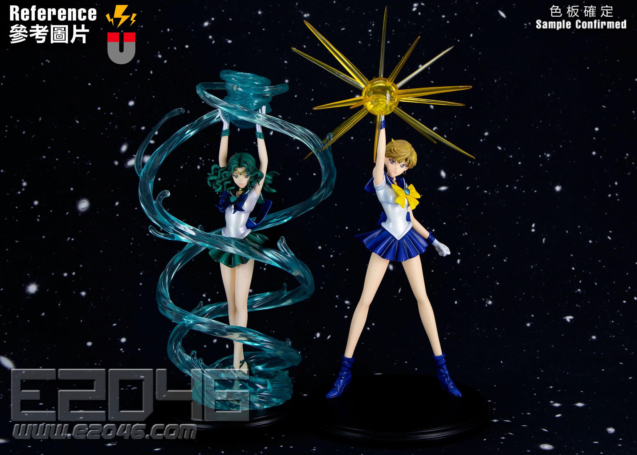 Super Sailor Neptune (Pre-painted)