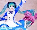 PF8470 1/5.5 Hatsune Miku Alice Version (Pre-painted)