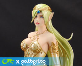 PF4456 1/6 Elf Princess (Pre-painted)