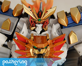 PR1202  Genetic Gao Gai Gar Full Action(Pre-painted)