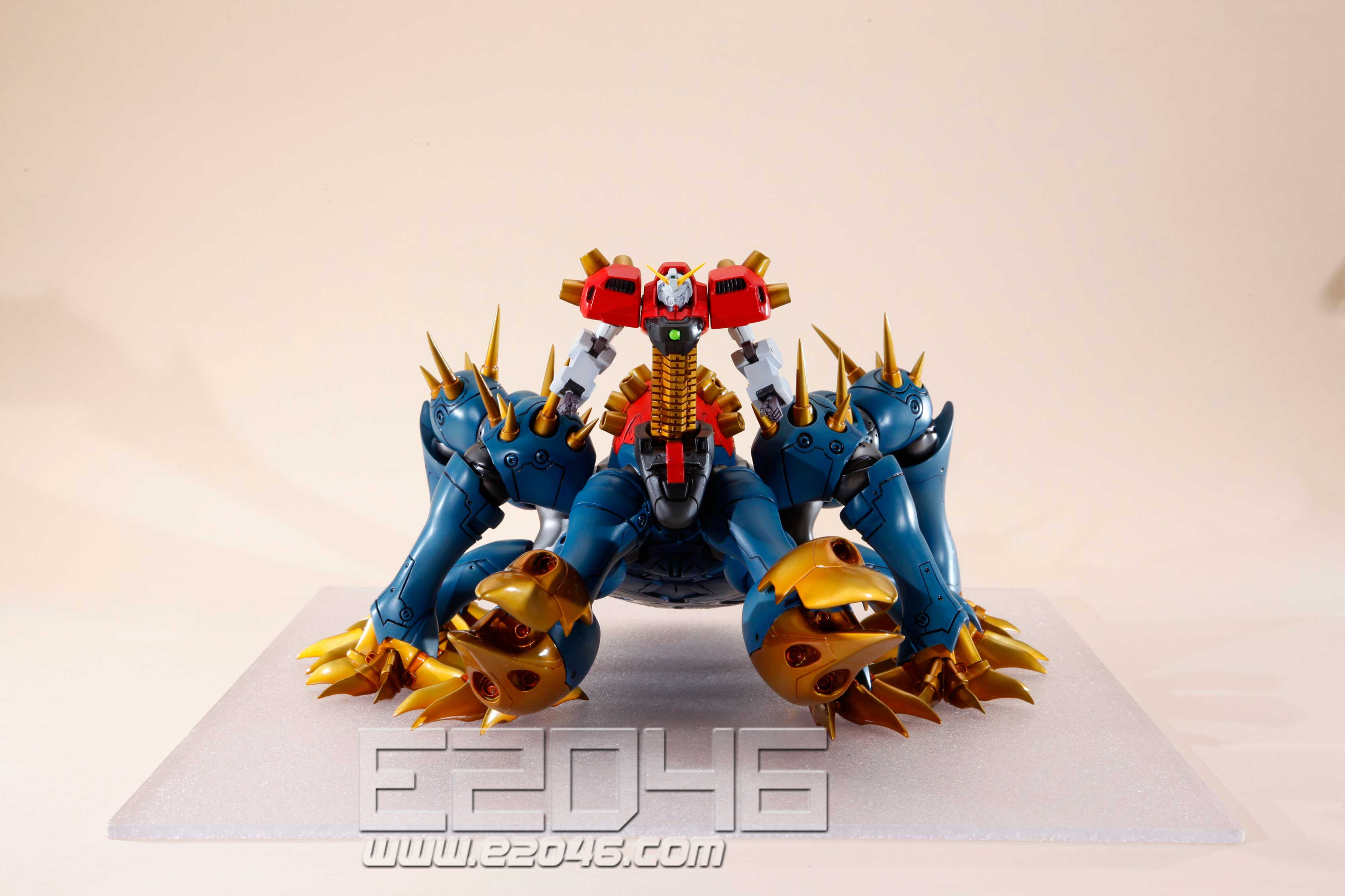 JDG-009X Devil Gundam (Pre-painted)