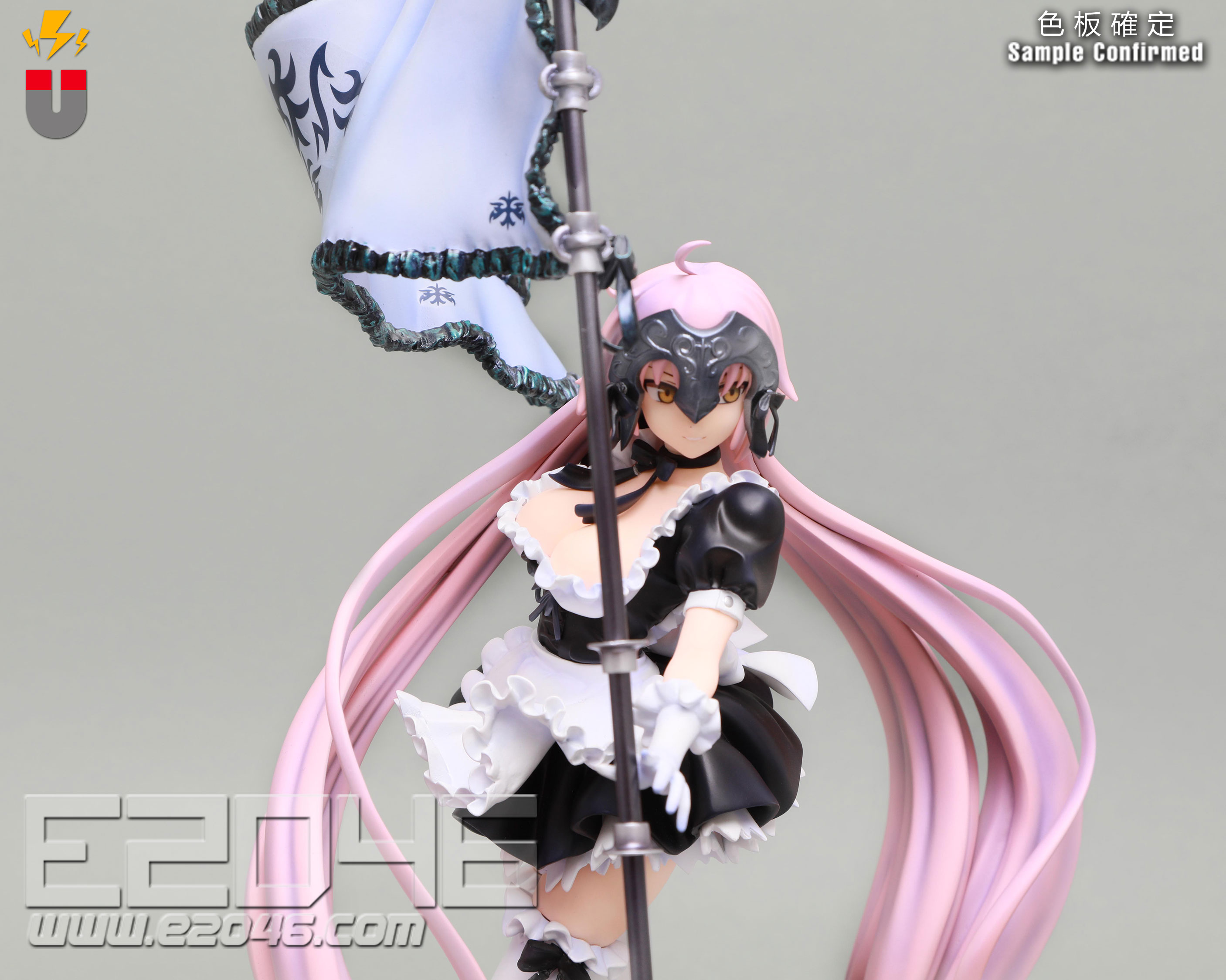 Jeanne d Arc Alter Maid Ver. (Pre-painted)