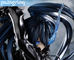 PF4923  Black Rock Shooter (Pre-painted)