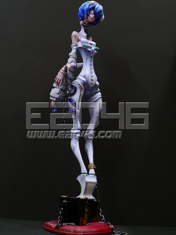 Ayanami Rei Doll Version (Pre-painted)