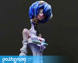 PF8354  Ayanami Rei Doll Version (Pre-painted)