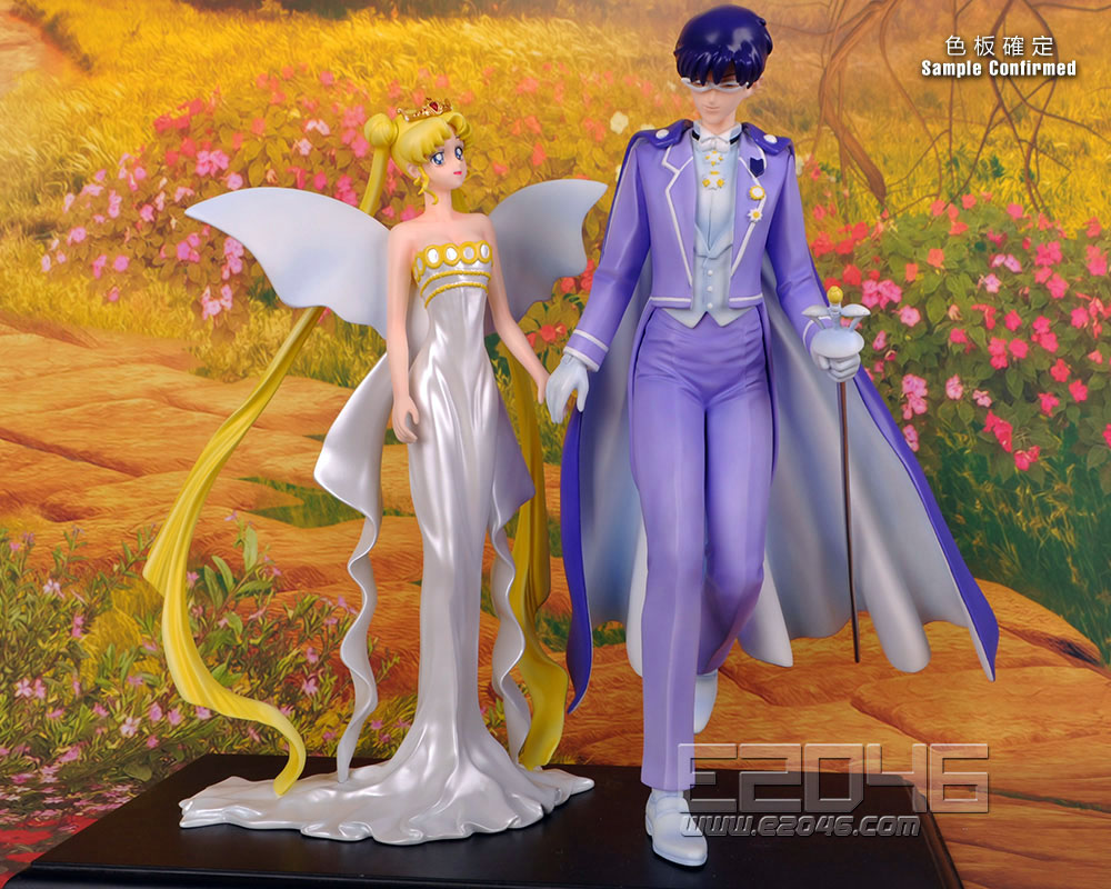 Neo Queen Serenity & King Endymion (Pre-painted)