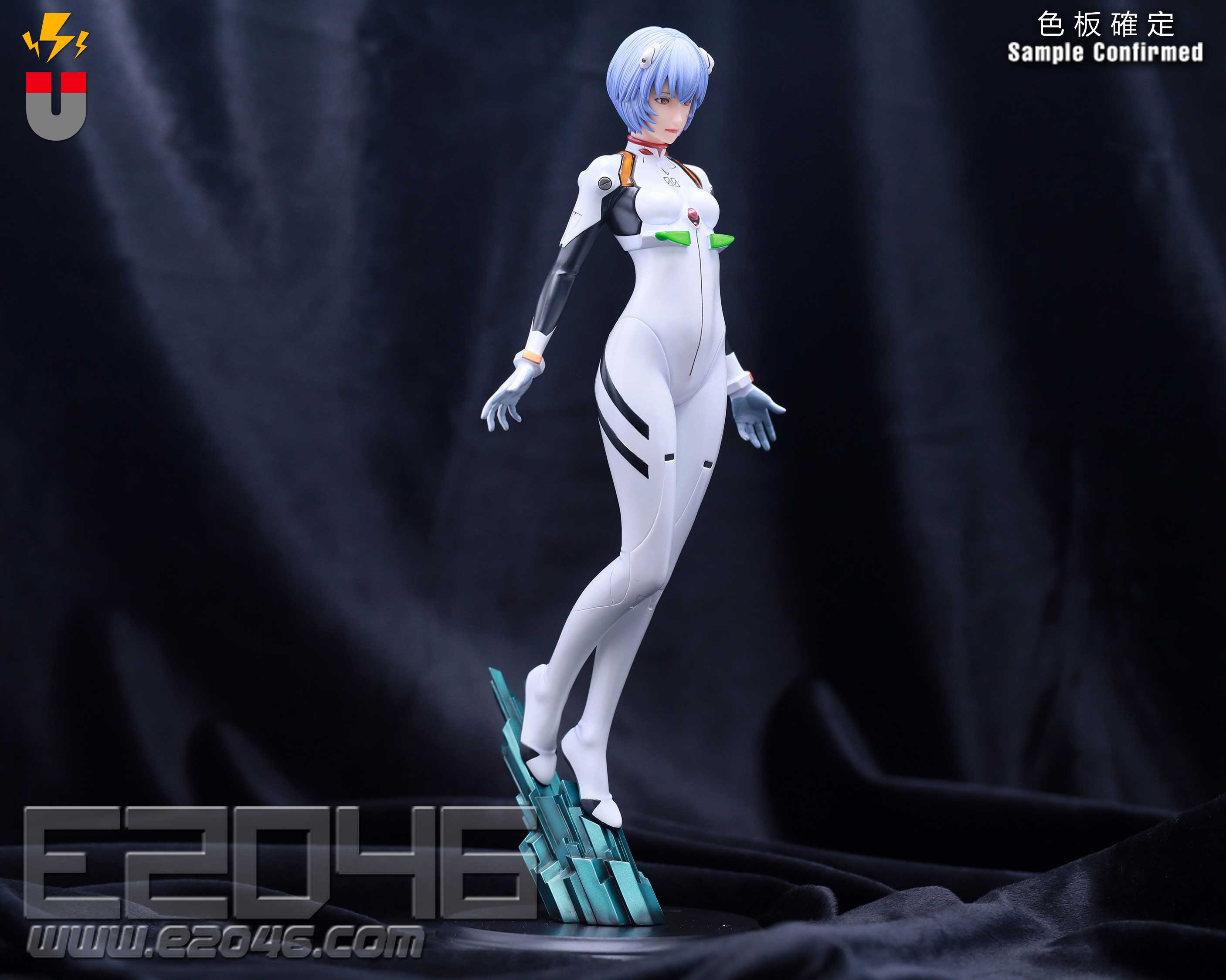 Rei Ayanami (Pre-painted)
