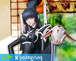 PF10619 1/6 Yuuko (Pre-painted)