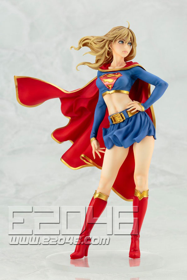 Supergirl Returns (Pre-painted)