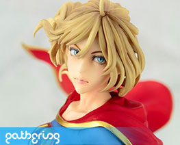 PF10647 1/7 Supergirl Returns (Pre-painted)