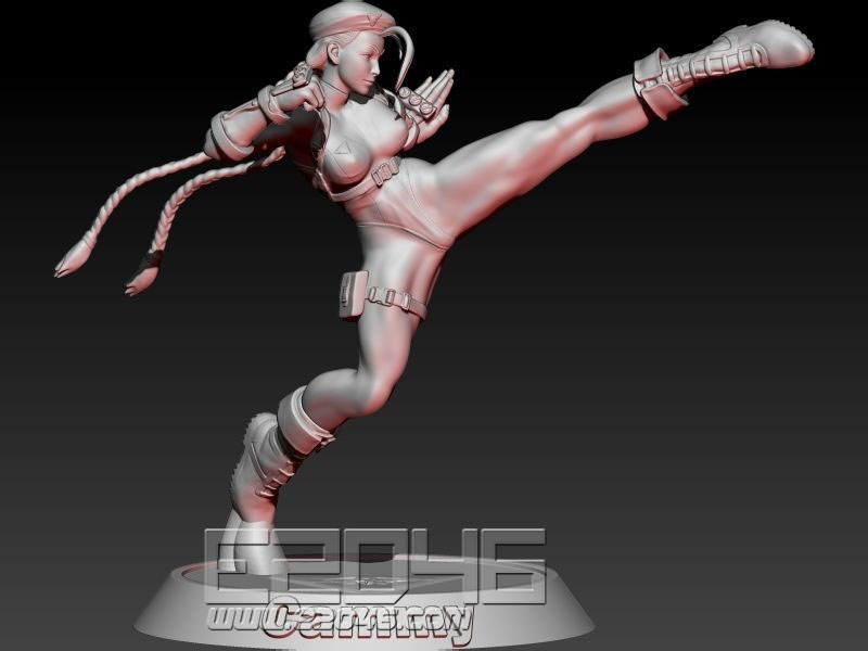 Cammy (Pre-painted)