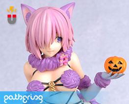 PF10680 1/8 Mash Kyrielight Halloween Version (Pre-painted)