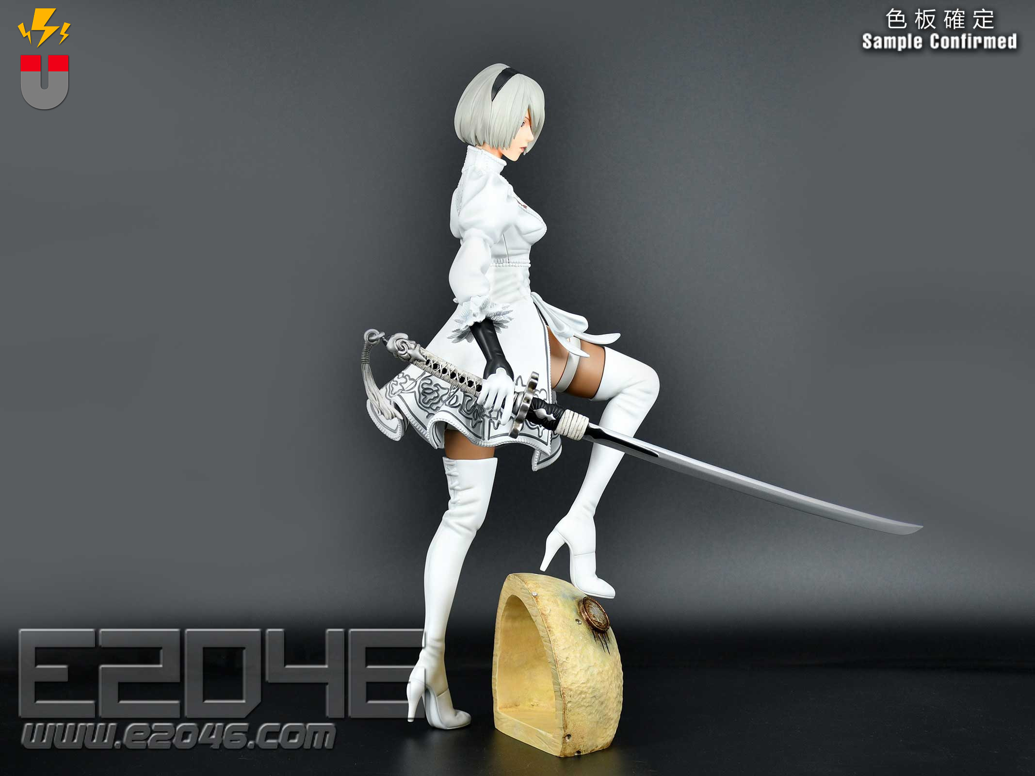 2B Special Version (Pre-painted)