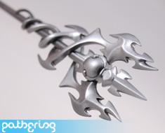 PF4293  魔法銀杖